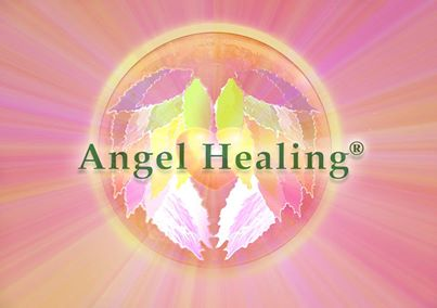Angel Healing Logo